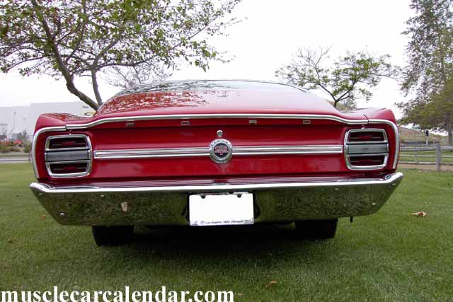 Awesome pictures of a 1968 Ford Torino GT Fastback