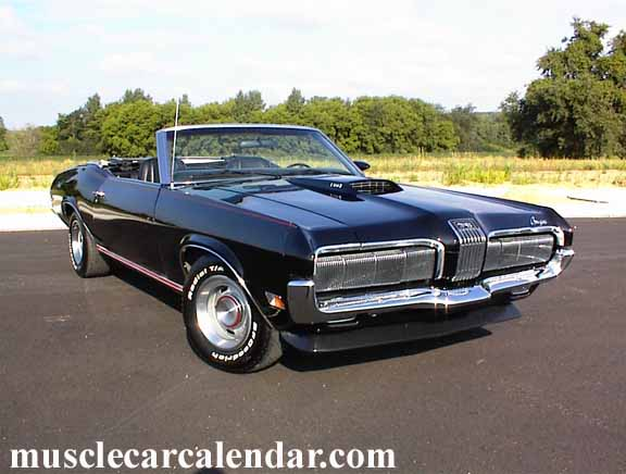 Awesome car pictures of a 1970 Mercury Cougar hideaway ...