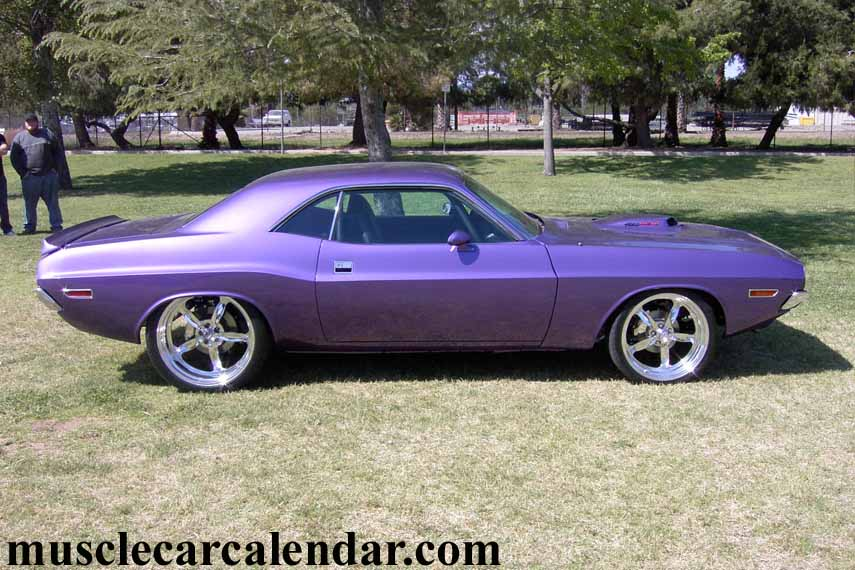 Best muscle car pics in the world!! 1970 Challenger 528 Hemi ...